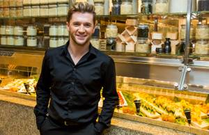 Travis Wall and Friends at Bacchanal Buffet