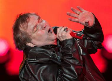 "On the heels of his 18-show run at Planet Hollywood, Meat Loaf has whipped up another batch of ""Rocktellz & Cocktails"" to share in 2014. The Grammy winner returns with a slate of 24 shows on the Strip beginning Feb. 13."