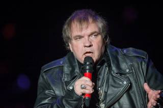 Opening night of Meat Loaf in