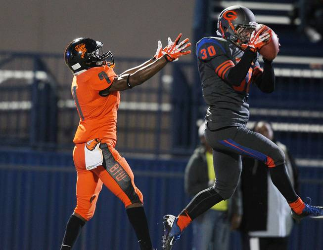 Bishop Gorman vs. Booker T. Washington