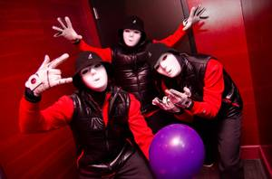 LAX Sixth Anniversary With Jabbawockeez