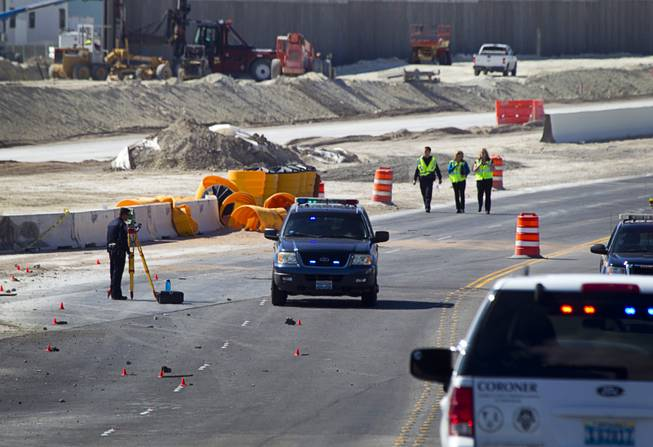 Traffic deaths down in state, but up 6 percent in Clark