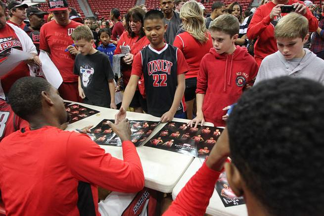 Rebels' annual Scarlet and Gray Showcase slated for Oct. 16