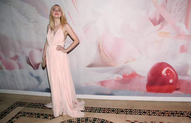 Actress Dakota Fanning attends the Americans for the Arts 2013 National Arts Awards on Monday, Oct. 21, 2013 in New York.