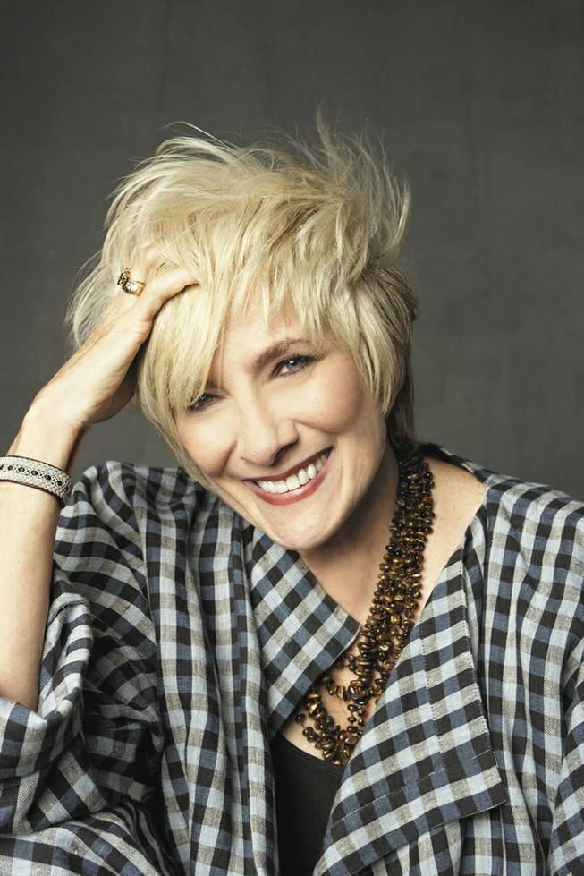 "Betty Buckley is starring in ""The Vixens of Broadway"" on Friday, Saturday and Sunday at Cabaret Jazz in Smith Center."
