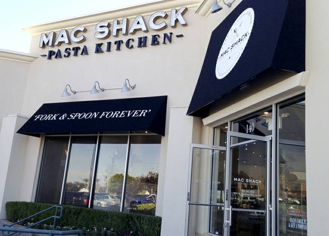 Mac Shack -Pasta Kitchen-