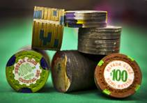 All poker chips expire