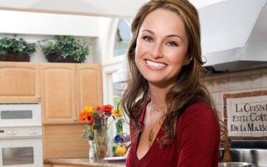 Chef and TV personality Giada De Laurentiis.