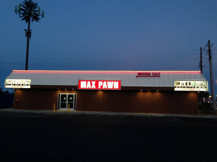 Max Pawn of Las Vegas