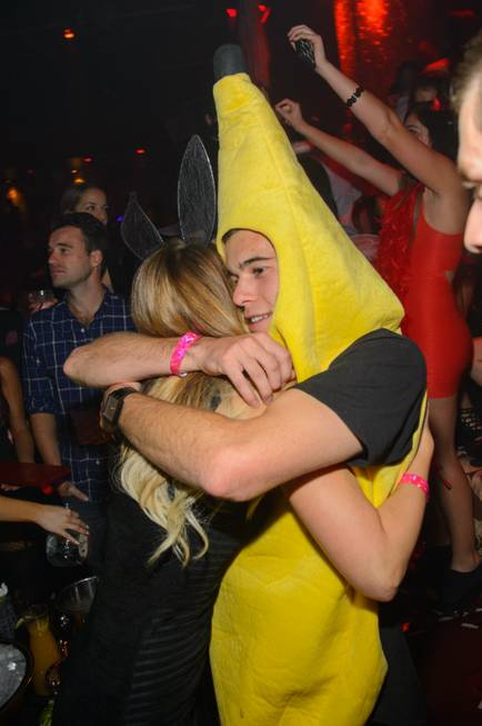 Brandon Conrad, with sister Lauren Conrad, celebrates his 21st birthday ...