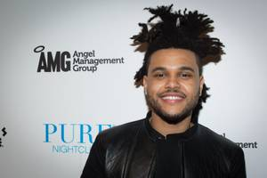The Weeknd at Pure and Ling Ling Club