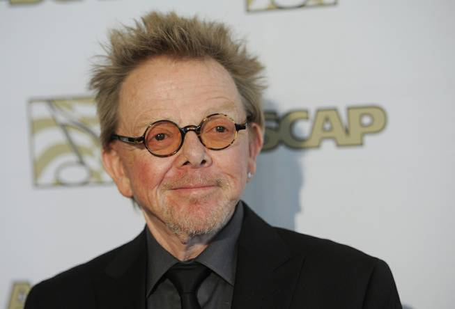 ASCAP president Paul Williams poses at the 26th Annual Rhythm and Soul Music Awards at the Beverly Hilton Hotel on Thursday, June 27, 2013 in Beverly Hills, Calif.
