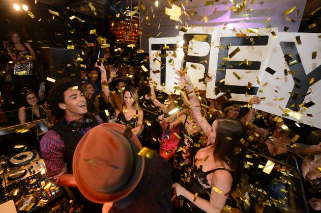 DJ Ace (Trey Smith) celebrates his 21st birthday on Sunday, ...