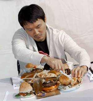 2013 World Food Championships: Finals