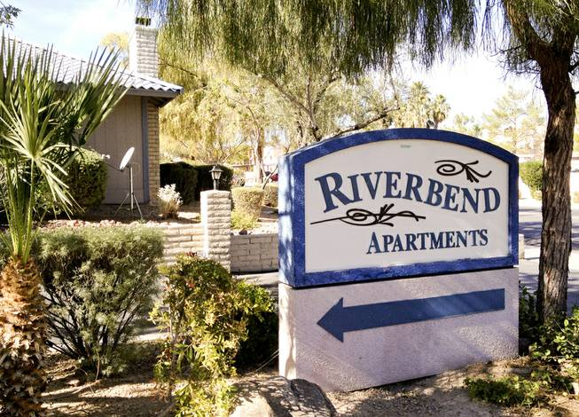 Trimont Real Estate Advisors in Atlanta has bought at least six apartment complexes in the Las Vegas Valley this year, including Riverbend Village, 3937 Spencer St., as seen Nov. 14, 2013.