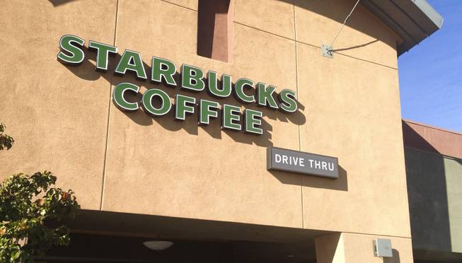 Starbucks, at 8975 S. Eastern Ave., completed its renovation, which expanded the lobby area to fit more customers.