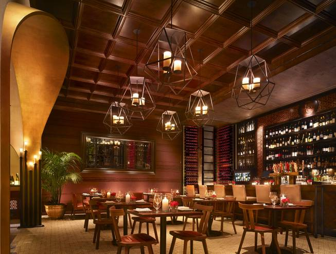 La Cave Wine and Food Hideaway at Wynn Las Vegas.