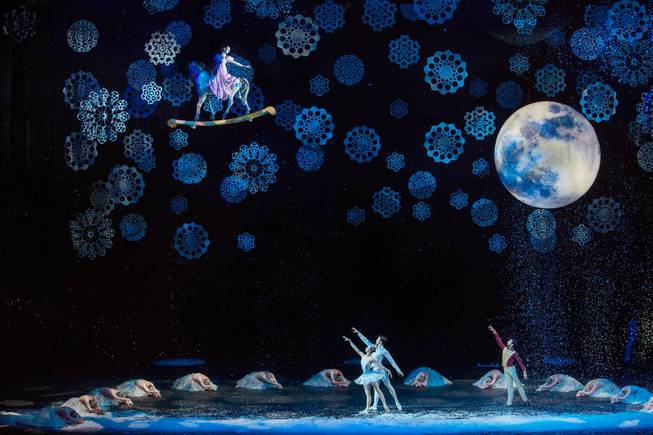 "Nevada Ballet Theater's ""The Nutcracker"" is an annual holiday favorite in Las Vegas."