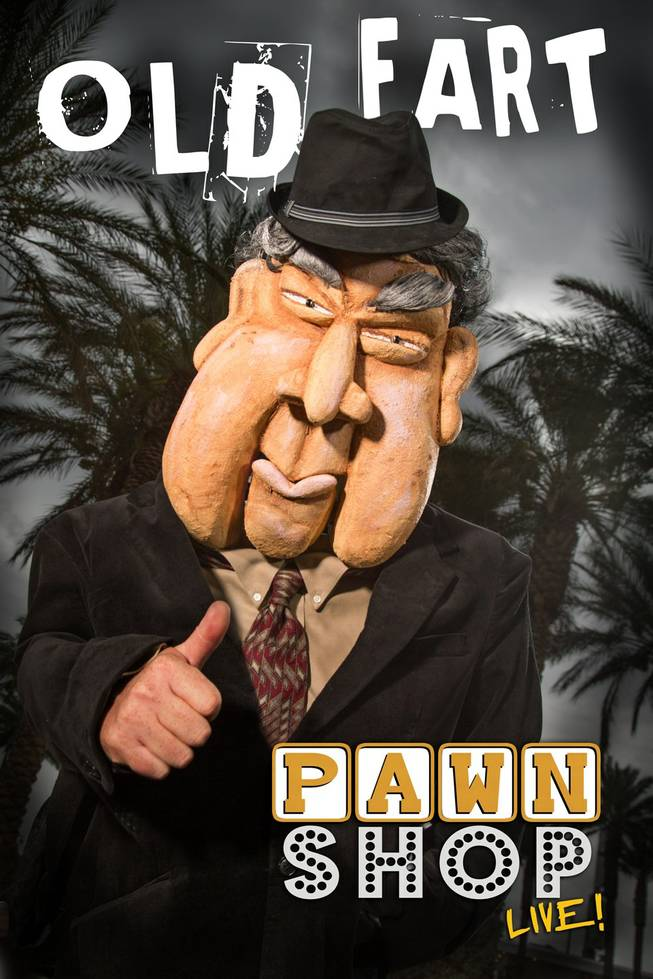 "The ""Pawn Stars"" parody ""Pawn Shop Live!"" is set to open Jan. 21, 2014, at Golden Nugget in downtown Las Vegas."