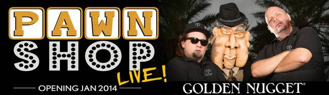"The ""Pawn Stars"" parody ""Pawn Shop Live!"" is set to ..."