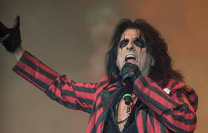 Alice Cooper at Pearl at the Palms