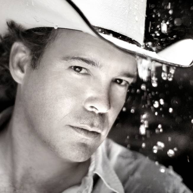 Country singer Clay Walker.