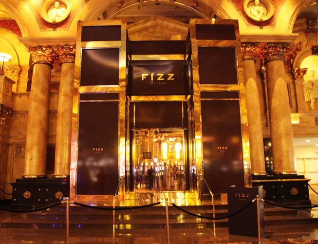 Fizz at Caesars Palace.