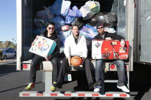 2013 XS and Tryst Holiday Toy Drive
