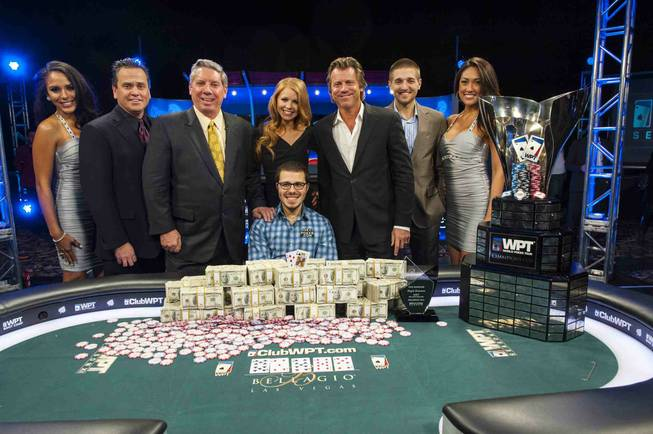 Dan Smith, 24, wins the 2013 World Poker Tour Doyle ...