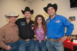 2013 Wrangler NFR: Round 8 With Shania Twain