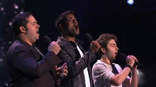 "Fernando Varela, Sean Panikkar and Josh Page are tenor trio Forte of ""America's Got Talent."""