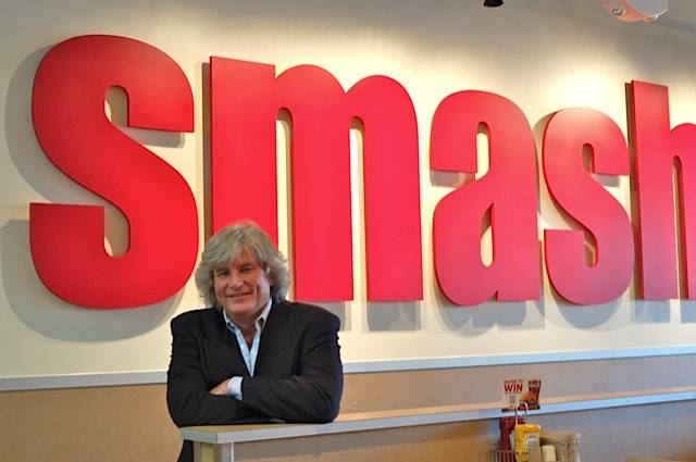 Smashburger founder Tom Ryan.