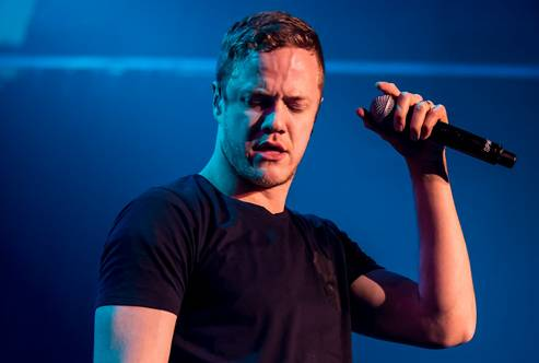 Imagine Dragons' Dan Reynolds joins the parody-protest anthem, 'Don't Use Our Song'