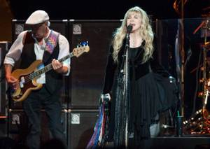 Fleetwood Mac performs at MGM Grand Garden Arena on Monday, Dec. 30, 2013, in Las Vegas.