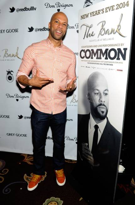 Common hosts at the Bank on Tuesday, Dec. 31, 2013, ...