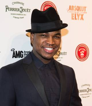Ne-Yo hosts and performs at Pure on Tuesday, Dec. 31, 2013, in Caesars Palace.