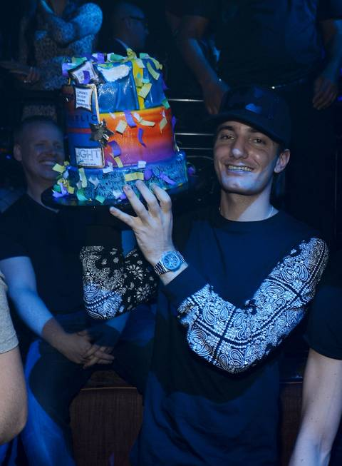 Alesso celebrates his Grammy Award nomination with a performance at ...