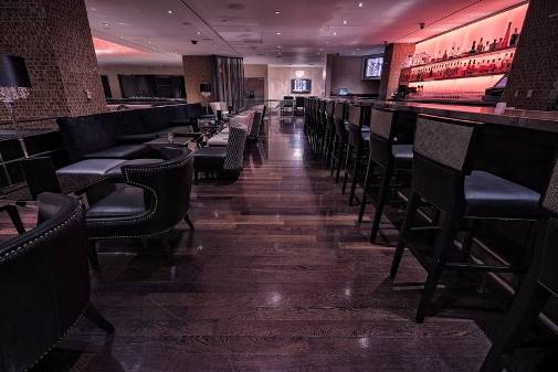 N9NE Steakhouse at the Palms has a revamped look and ...
