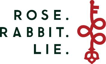 Rabbit.Rose.Lie logo