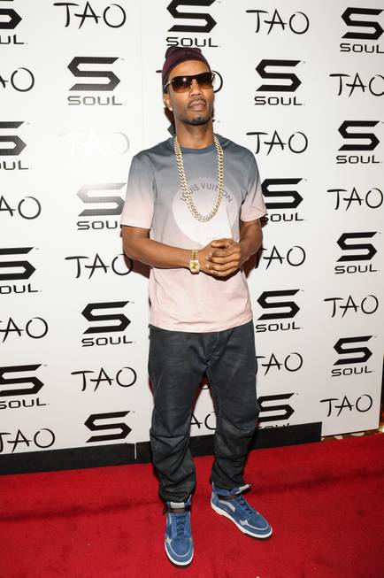 Juicy J hosts and performs at the Soul Electronics after-party ...