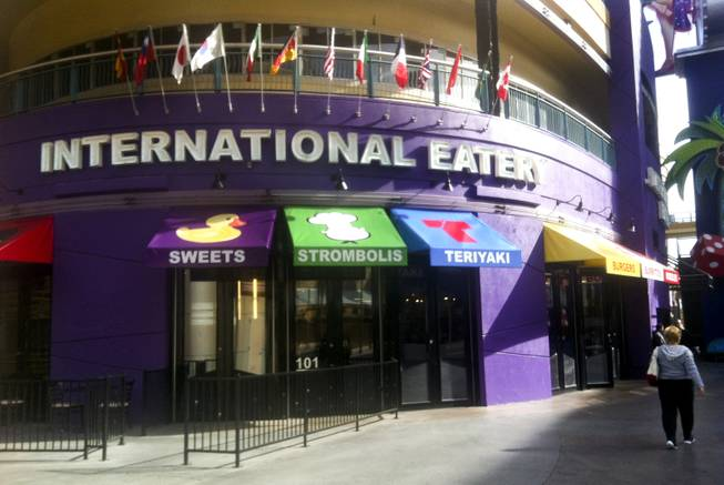 International Eatery