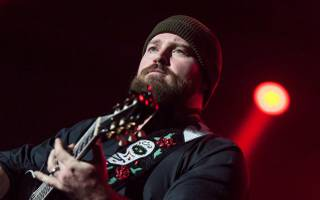 The Zac Brown Band performs Night 1 of a two-evening stand at the Joint in the Hard Rock Hotel on Saturday, Jan. 11, 2014, in Las Vegas.