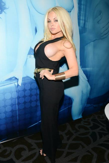 Jesse Jane at the 2014 AVN/Adult Entertainment Expo at the ...