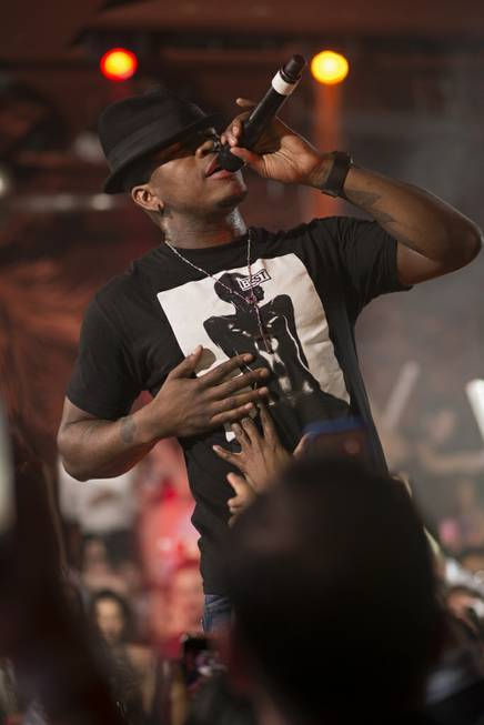 Ne-Yo kicks off his residency at Surrender on Saturday, Jan. ...