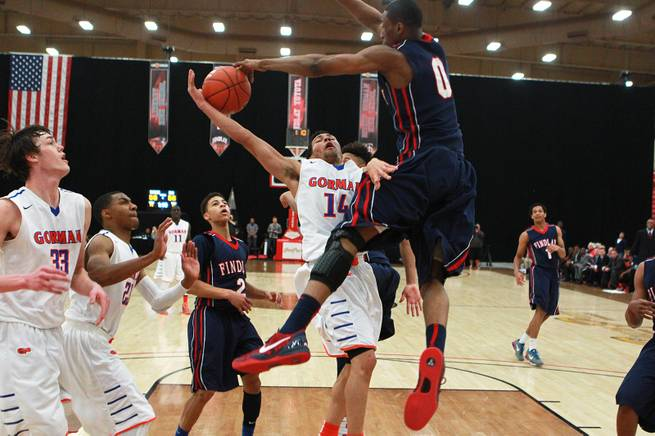 Findlay Prep forward likes what he hears from UNLV's staff