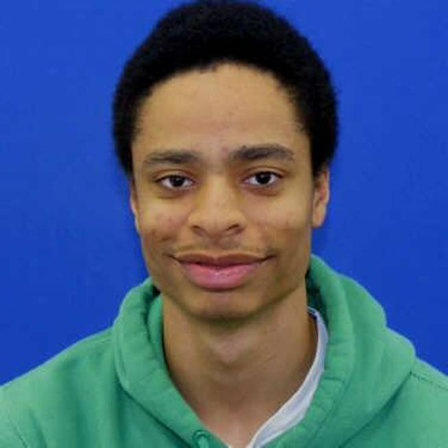 This photo released by the Howard County Police shows shooting suspect Darion Marcus Aguilar, 19, of College Park, MD. Aguilar carried out  the Saturday Jan. 25, 2014, attack with a 12-gauge shotgun at a skateboard shop at the Mall in Columbia in suburban Baltimore before killing himself, police said.