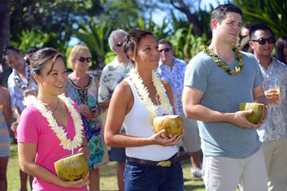 "Las Vegas chef Shirley Chung, left, with Nina Compton and Nicholas Elmi, has made the finals of Season 11 of ""Top Chef"" in New Orleans. The last challenges are on Maui."
