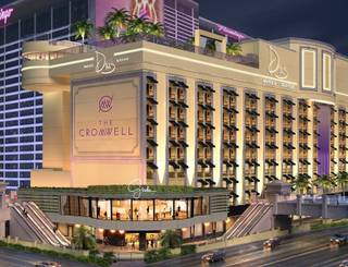 The Cromwell Las Vegas.