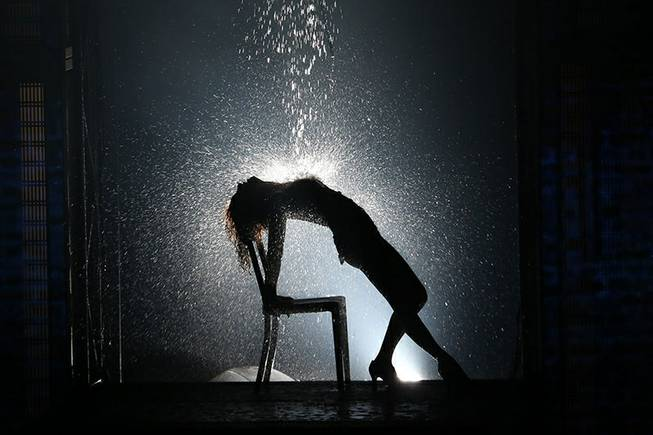 "Jillian Mueller portrays Alex Owens in ""Flashdance: The Musical."""