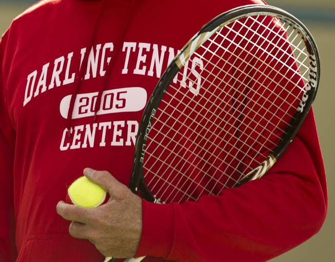 The Darling Tennis Center announces the arrival of the Las Vegas Neon of the Mylan World Team Tennis on Tuesday, Feb. 04, 2014.